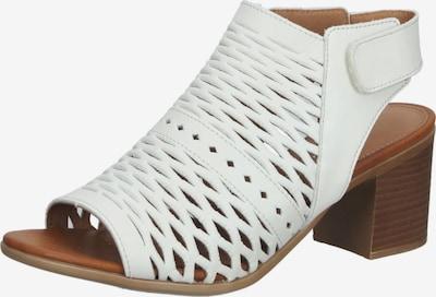 REMONTE Sandalen in weiß, Produktansicht