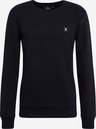 recolution Sweatshirt i sort: Frontvisning