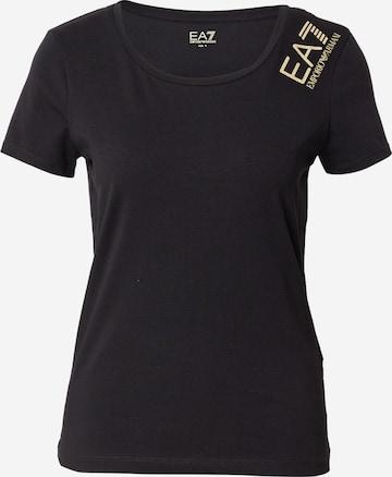EA7 Emporio Armani Shirt in Black
