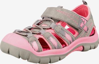 LURCHI Sandále - sivobéžová / svetlofialová / rosé, Produkt