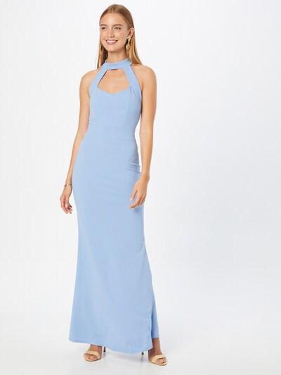WAL G. Kleid 'JIN' in hellblau, Modelansicht