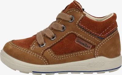 Pepino Sneaker in braun / rot, Produktansicht