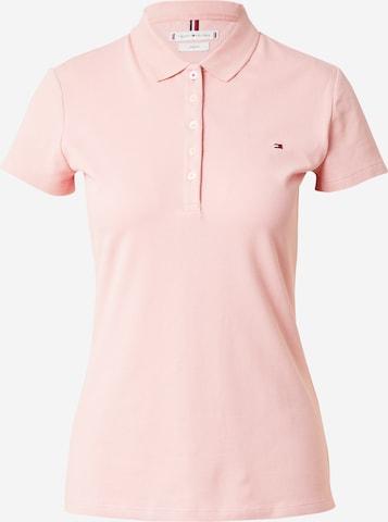 TOMMY HILFIGER Tričko - ružová