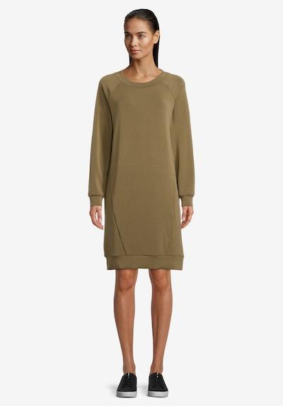Betty & Co Kleid in khaki, Modelansicht