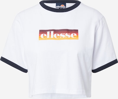 Maglietta 'Filide' ELLESSE di colore colori misti / bianco, Visualizzazione prodotti