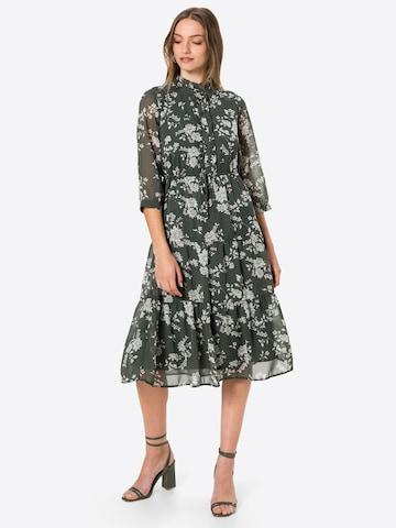 Rochie tip bluză 'DINO' de la VERO MODA pe verde