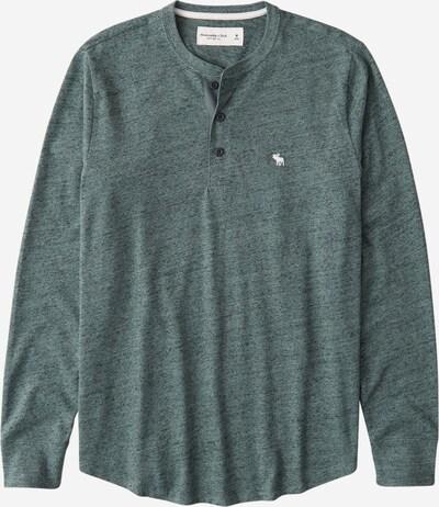 Abercrombie & Fitch Shirt in pastellgrün / weiß, Produktansicht