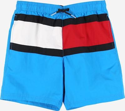 TOMMY HILFIGER Szorty kąpielowe w kolorze granatowy / błękitny / czerwony / białym, Podgląd produktu