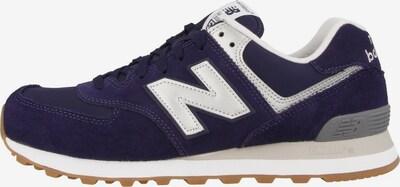 new balance Sneaker ' ML 574 ' in blau / hellgrau / weiß, Produktansicht