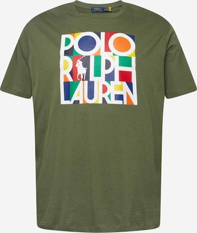 Polo Ralph Lauren Big & Tall Tričko - tmavozelená / zmiešané farby, Produkt
