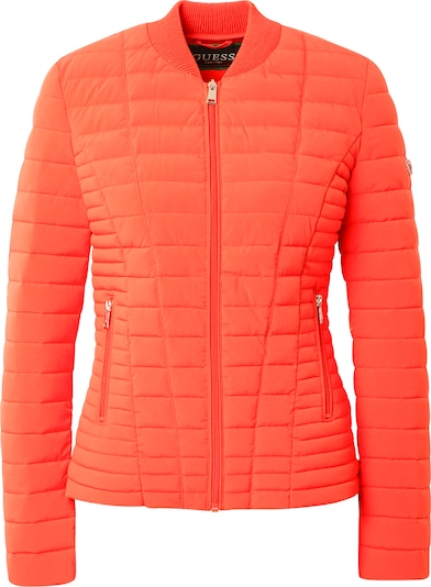 Geacă de primăvară-toamnă GUESS pe roșu orange, Vizualizare produs
