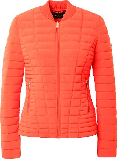 GUESS Jacke in orangerot, Produktansicht
