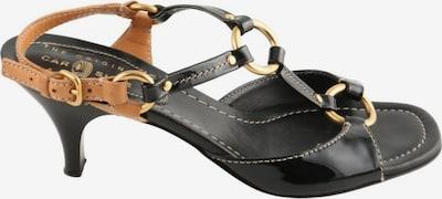 Car Shoe Sandals & High-Heeled Sandals in 37 in Light orange / Black, Item view