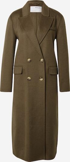 Demisezoninis paltas 'TAMA' iš SELECTED FEMME, spalva – rusvai žalia, Prekių apžvalga