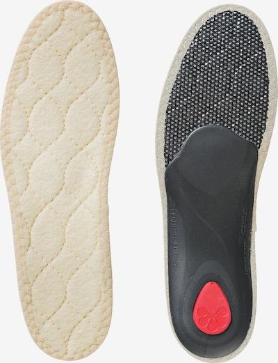 PEDAG Einlegesohle in wollweiß, Produktansicht
