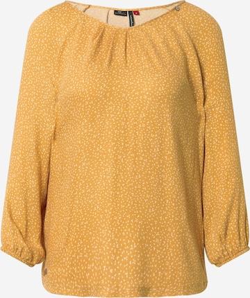 Ragwear Shirt 'GENY' - Žltá