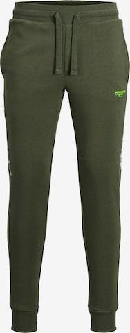 Jack & Jones Junior Püksid, värv roheline