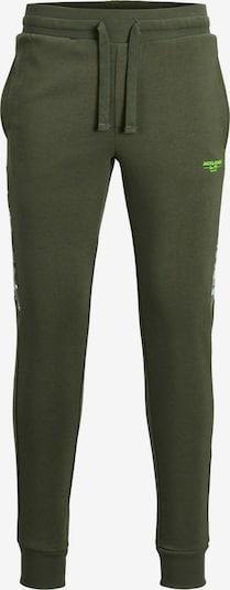 Jack & Jones Junior Nohavice - námornícka modrá / žltá / trstinová / tmavozelená, Produkt