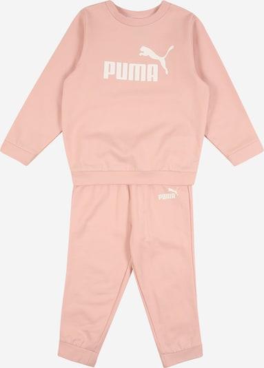 PUMA Sport-Ganzteile 'Minicats' in rosa / weiß, Produktansicht