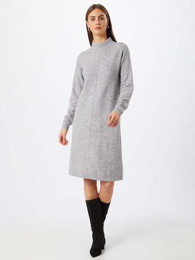 STREET ONE Kleid in graumeliert, Modelansicht