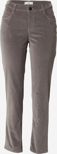BRAX Jean 'Mary' en gris, Vue avec produit