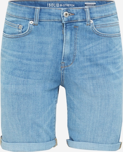 !Solid Jean en bleu denim, Vue avec produit