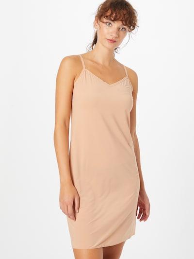 SAINT TROPEZ Summer Dress 'Nena' in Nude, View model