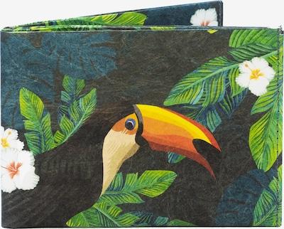 paprcuts Portemonnaie Tucano & Parrot in mischfarben, Produktansicht