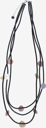 Gina Laura Kette in mischfarben / schwarz, Produktansicht