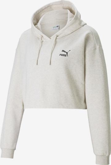 PUMA Sweatshirt in de kleur Beige gemêleerd, Productweergave
