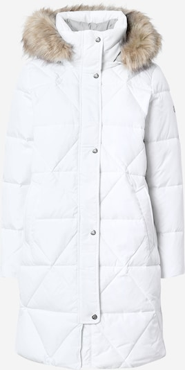Lauren Ralph Lauren Manteau d'hiver en blanc, Vue avec produit