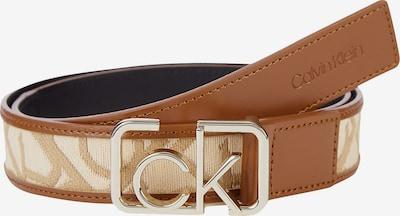 Calvin Klein Opasky - béžová / piesková / koňaková, Produkt