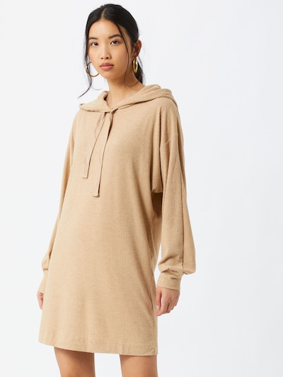 ONLY Kleid 'Zoe' in beige, Modelansicht