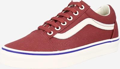 Sneaker low 'Old Skool' VANS pe sângeriu / alb, Vizualizare produs