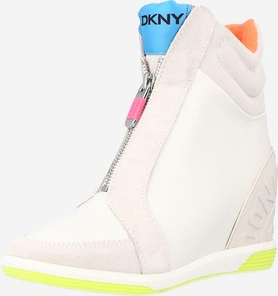 Sneaker low 'CHRISTI' DKNY pe albastru deschis / alb, Vizualizare produs