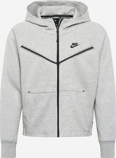 Nike Sportswear Sudadera con cremallera en gris, Vista del producto