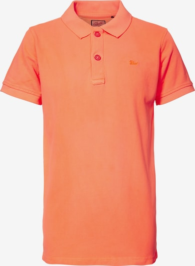 Petrol Industries Shirt in de kleur Sinaasappel, Productweergave