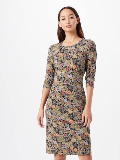 King Louie Kleid 'Mona' in mischfarben / schwarz, Modelansicht
