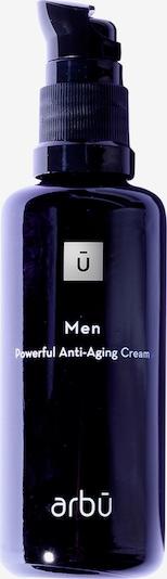 arbū Facial Cream 'Men Powerful Anti-Aging Organic Cream' 50ml in beige, Produktansicht