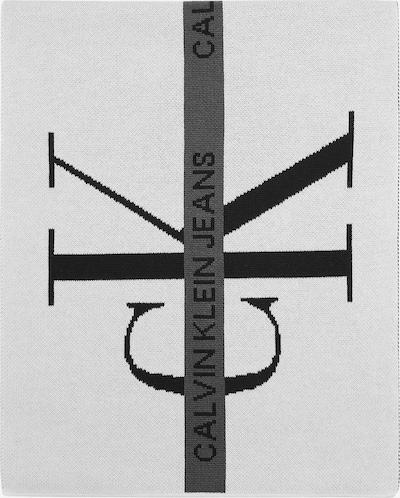 Calvin Klein Jeans Sjaal in de kleur Zwart / Wit, Productweergave