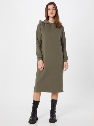 Noisy may Kleid 'HELENE' in oliv, Modelansicht