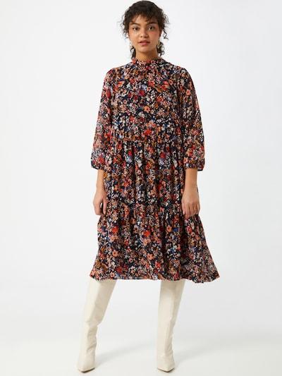 SAINT TROPEZ Kleid 'Edly' in blau / mischfarben, Modelansicht