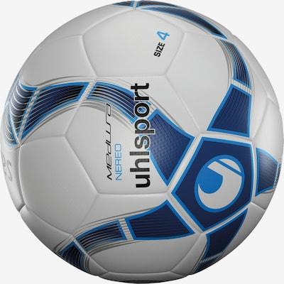 UHLSPORT Ball in blau / schwarz / weiß, Produktansicht
