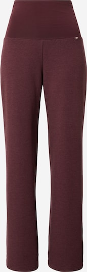 Skiny Pajama pants in Aubergine, Item view