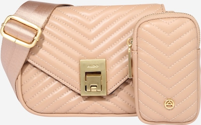 ALDO Чанта за през рамо тип преметка 'UNILA' в светлобежово, Преглед на продукта