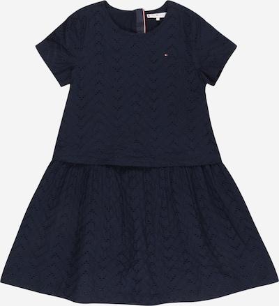 TOMMY HILFIGER Kleid 'ANGLAISE' in navy, Produktansicht