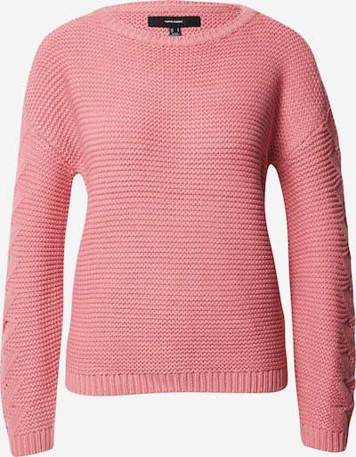 VERO MODA Pullover 'Nonamestitch' in rosa, Produktansicht