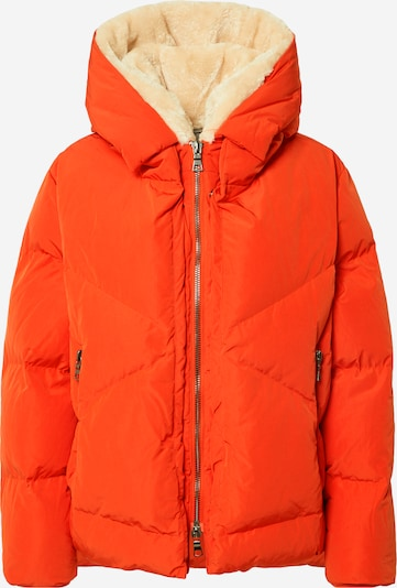 BLONDE No. 8 Chaqueta de invierno 'SNOW' en naranja, Vista del producto
