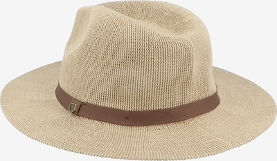 Brixton Hat 'MESSER STRAW FEDORA' in Brown / Light brown, Item view