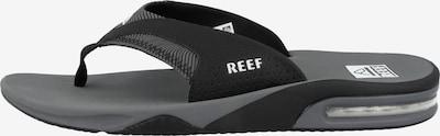REEF Sportschoen in de kleur Grijs / Zwart, Productweergave